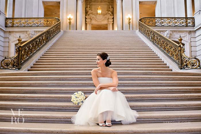 Sf City Hall Wedding Photography: City Hall San Francisco Indoor And Outdoor Wedding Photos