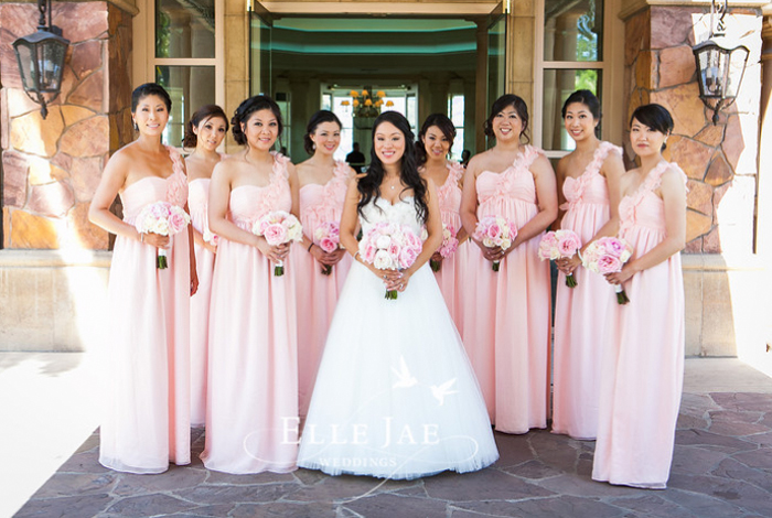 Silver Creek Valley wedding photo