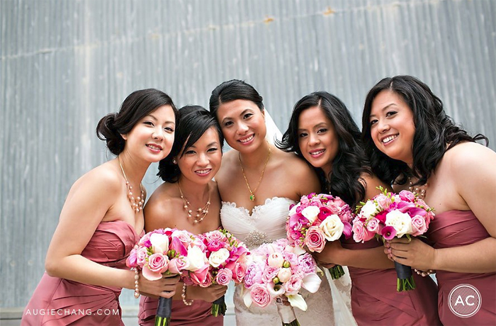 Intercontinental Hotel wedding photo at Monterry