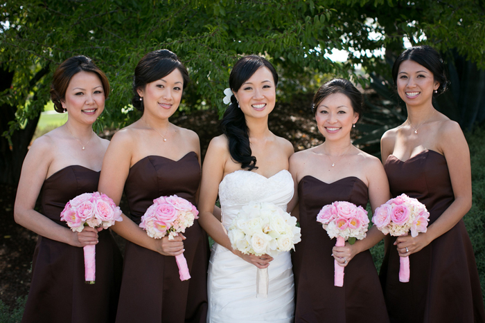 ilver Creek Valley Country Club wedding makeup