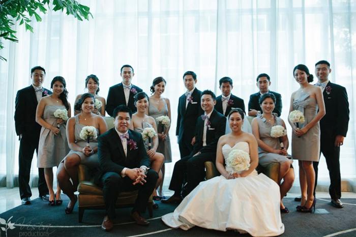 San Francisco City Hall Wedding Photos