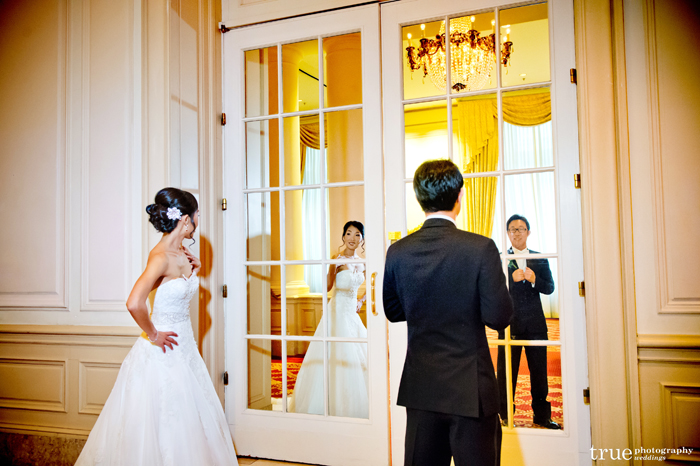 ce Hotel SF Korean wedding makeup