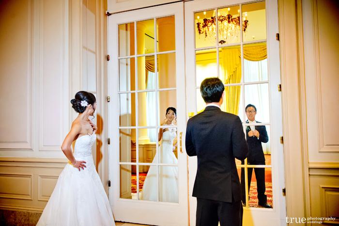 ce Hotel SF Korean wedding makeup