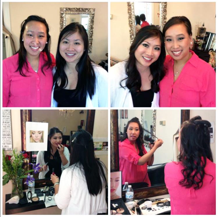 asian makeup lesson