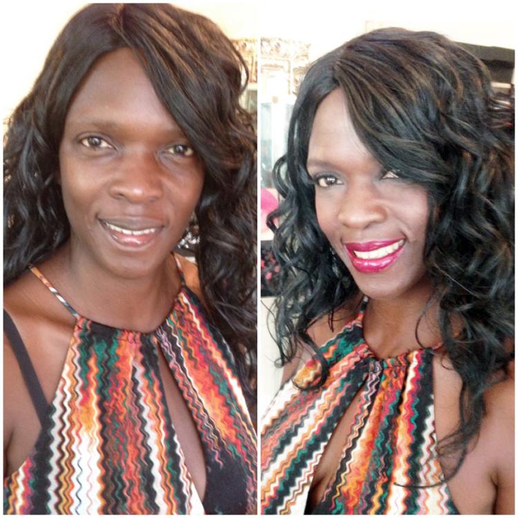 Wedding makeup ideas for dark skin