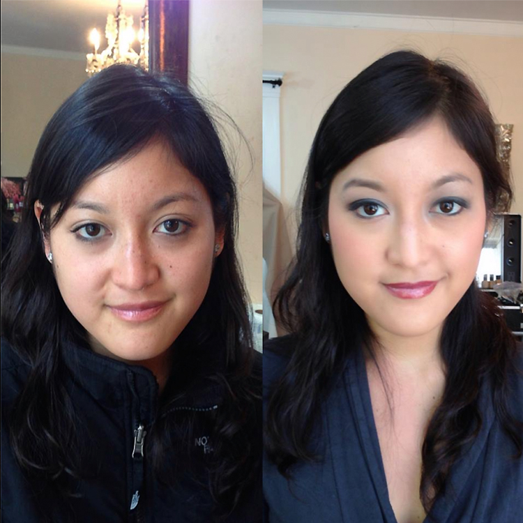Asian makeup lessons