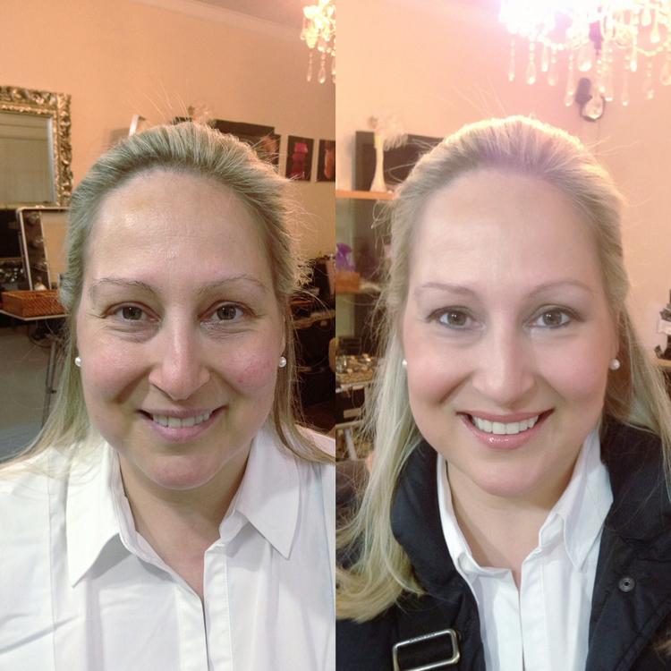 fair skin makeover