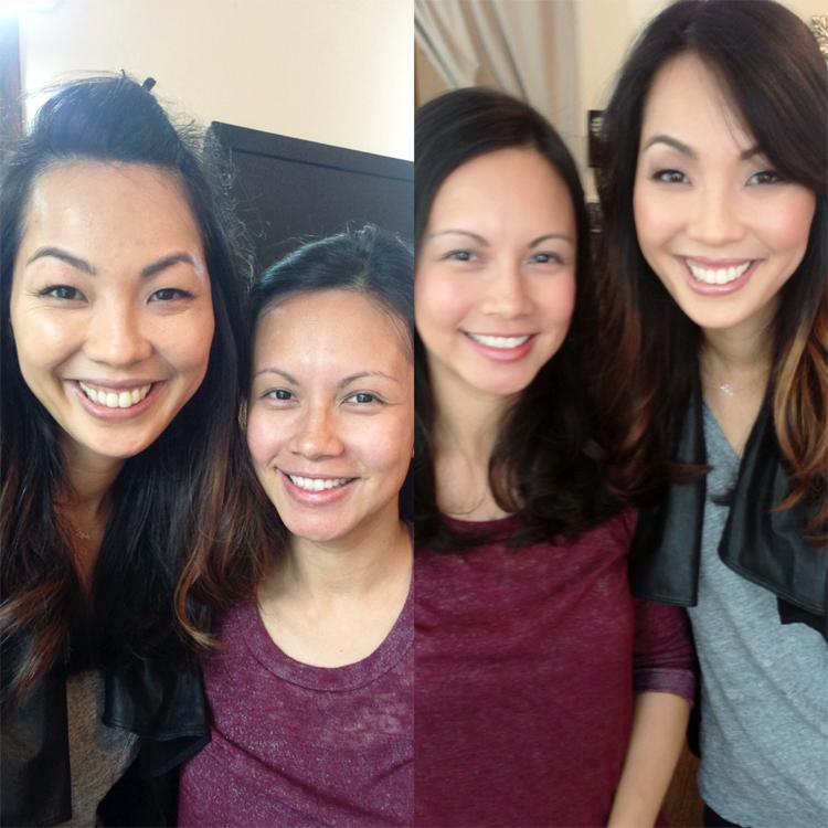 makeover asian makeup
