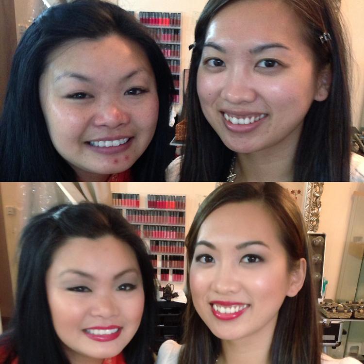Makeup lesson 101