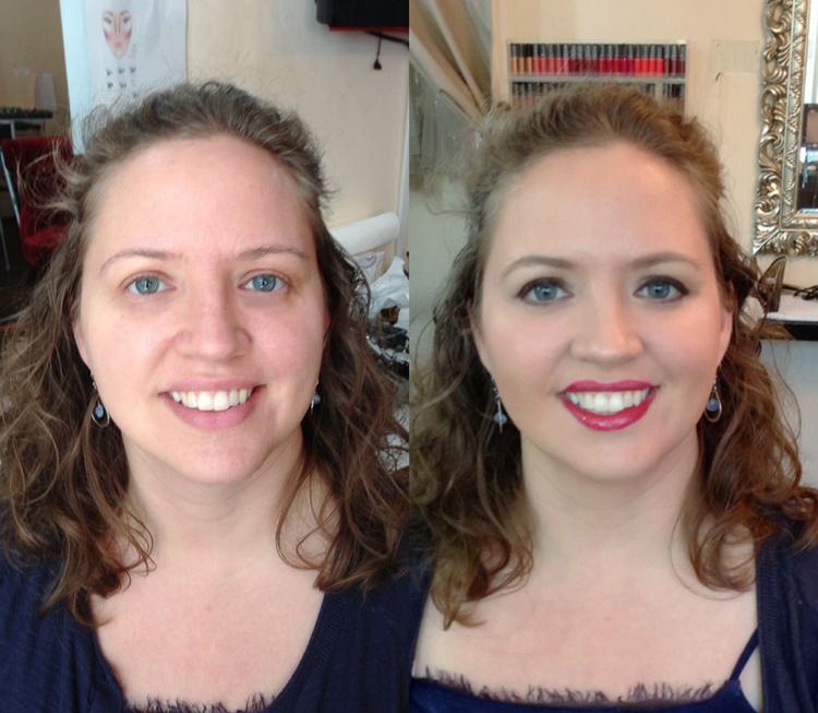 makeup lesson san francisco