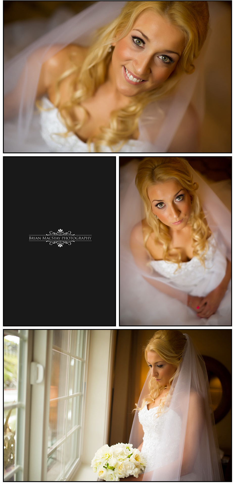 Maritage Makeup Hair Wedding Day