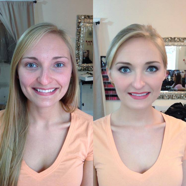 Natural Look | San Francisco Makeup Hair Bridal Wedding Makeup Artist Hair Stylist Bay Area
