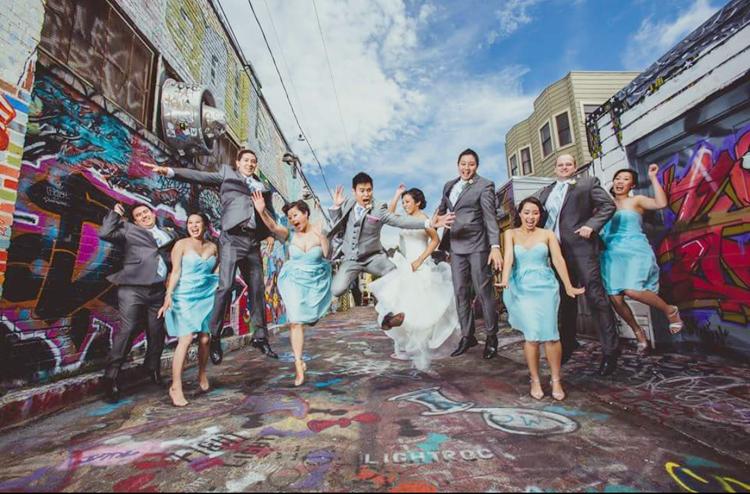 San francisco wedding airbrushmakeup