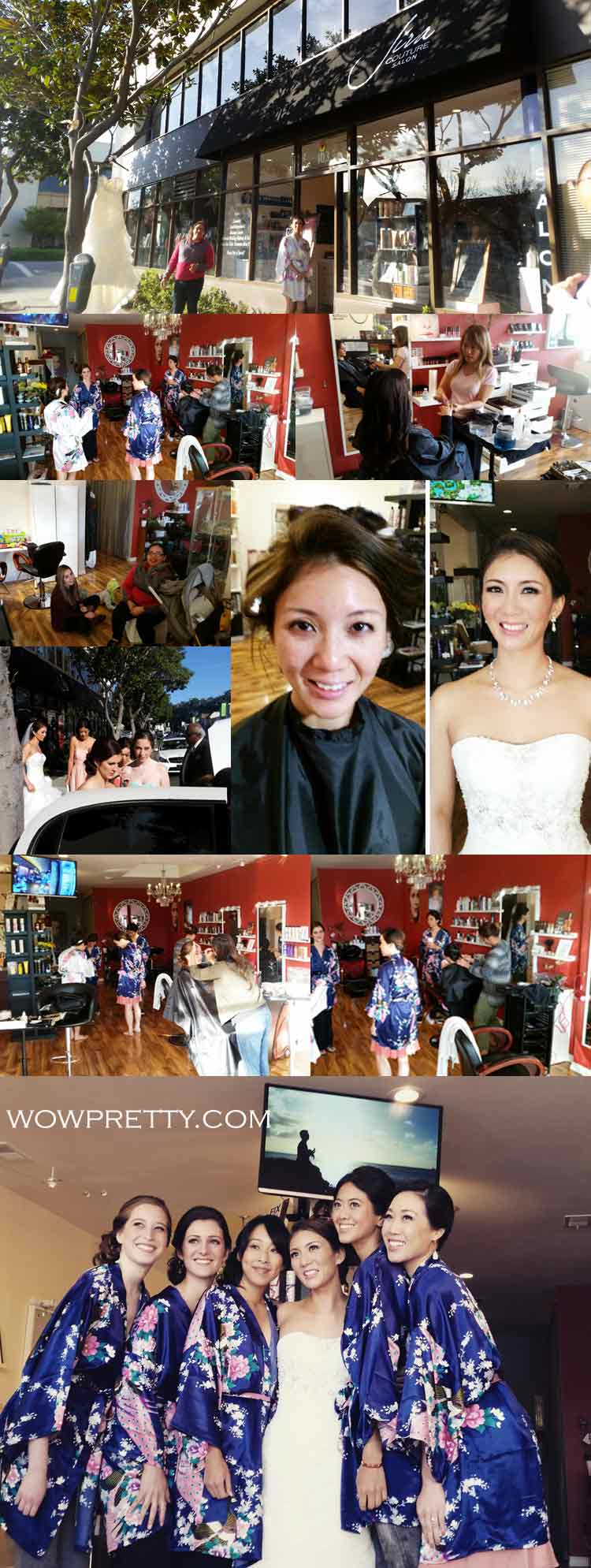 wedding makeup at jira couturesalon