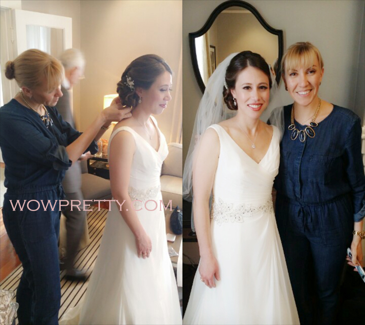 wedding makeuphair